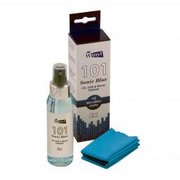 Winyl 101 Sonic Blue | CD, DVD, Blue-Ray Reiniger Reinigungsflüssigkeit 100ml
