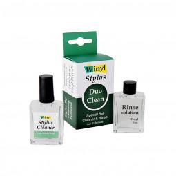 Winyl Stylus Duo Clean Nadelreiniger | Plattenspieler Stylus Cleaner