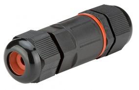 Kabelverbinder wasserdichte 7,5 cm Verbinder für Erdkabel Ø 1,0-2,5 mm² 450V / IP68