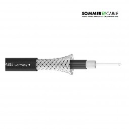 SOMMER CABLE Instrumentenkabel SC-SILVER SPIRIT | 1 x 0,22 mm²