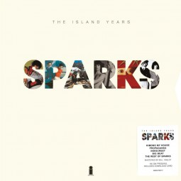Sparks - The Island Years | 5 LP Box-Set 180g Audiophile VINYL