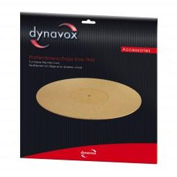 Dynavox Plattentellerauflage PM3 Kork | Ø 300 mm Plattenspieler Slipmat