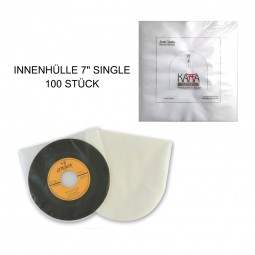 Innenhülle Single 7